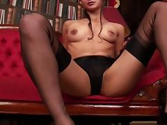Dusky beauty porn tube video