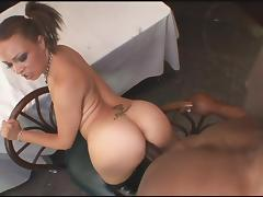 Young, Anal, Assfucking, Black, Ebony, Interracial