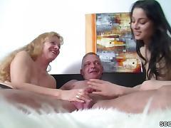 Boyfriend, Big Cock, Boyfriend, Friend, Fucking, German