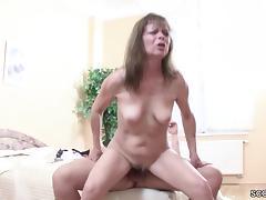 Stepmom, Blowjob, Cumshot, Fucking, Hardcore, HD