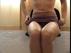 Uk london college girl chav fuckmeat plays with pussy