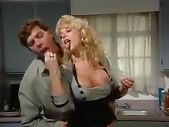 Nina Hartley Served Up For Dinner