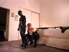 Bondage, BDSM, Bondage, Bound, Latex, Lesbian