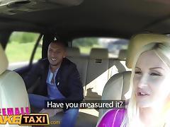 Female Fake Taxi Italian tourist fucks sexy busty blonde tube porn video