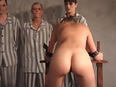 Good hard brutal caning porn tube video