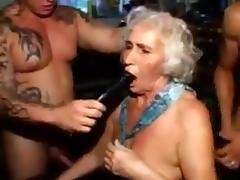 Cinema, Cinema, Fucking, Granny, Mature, Old