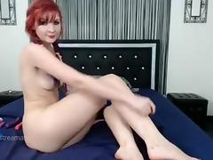 Fabulous Homemade movie with Strip, Redhead scenes