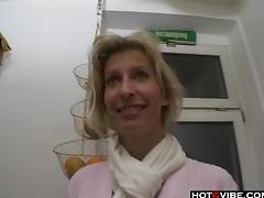 Bath, Bath, Blonde, Bra, Dildo, Masturbation