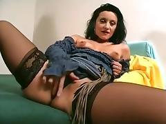 Amazing Homemade video with Small Tits, Masturbation scenes