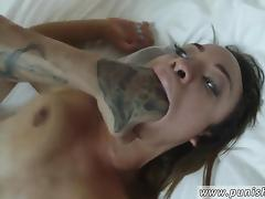 Extreme anal play and anime girl punished Switching Things U