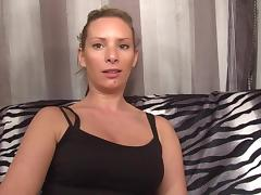 French milf trio anal squirt and fist