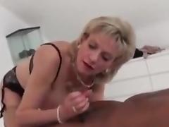 British, Black, British, Ebony, Interracial, Mature
