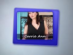 WANKZ- Curvy Carrie Ann porn tube video