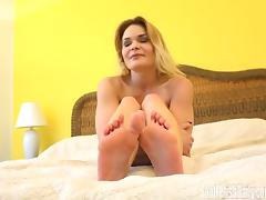 Audition, Audition, Casting, Feet, Fetish, Interview