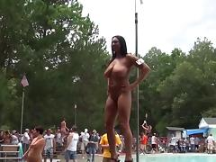 Crazy Homemade record with Strip, Big Tits scenes