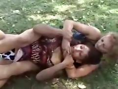 Hottest Amateur record with Outdoor scenes porn tube video