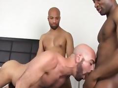 Adam gets horny fuckers cum inside