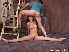 flexi kamasutra contortion sex porn tube video