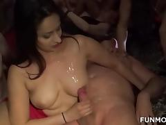 Private Austrian Underground Swingers Club porn tube video