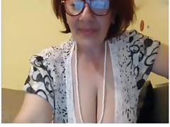 Old, Granny, Mature, Nude, Old, Webcam