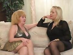 Granny shares lover with cougar porn tube video