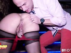 Mature Swingers club gloryhole porn tube video