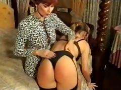 British, British, Punishment, Spanking, Stockings
