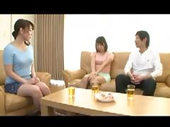 Mom and Boy, Adultery, Asian, Cheating, Cuckold, Japanese