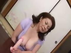 Asian, Asian, Masturbation, Mature, Old, Toys