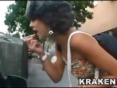English tourist in an exclusive porn scene from Krakenhot