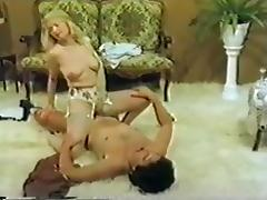 Crazy Homemade video with Vintage, Blonde scenes