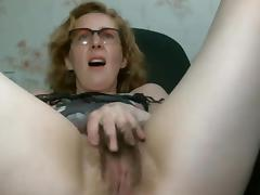 Beauty, Beauty, Hairy, Masturbation, Webcam, Fur