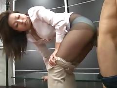 Incredible Japanese chick Miwako Yamamoto in Crazy Fetish, Doggy Style JAV clip porn tube video