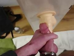 Frotting mit dildo