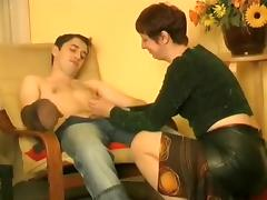 Best Homemade record with Couple, Mature scenes porn tube video