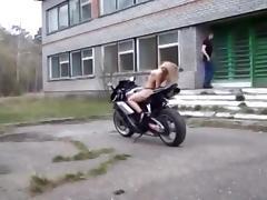 Bike topless stripper porn tube video