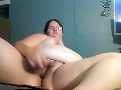 BBW, BBW, Fucking, Horny, Masturbation, Naughty
