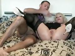 Fabulous Homemade record with Doggy Style, Lingerie scenes porn tube video