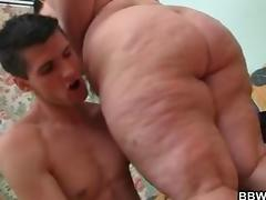 Plump bbw is getting picked up and fucked porn tube video