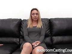 Casting, Amateur, Audition, Bar, Casting, Creampie
