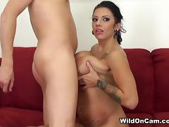 Lylith LaVey in Bangin Lylith - WildOnCam porn tube video