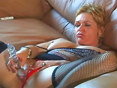 Fabulous pornstar Kelly Leigh in incredible dildos/toys, blonde porn video porn tube video