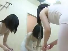 Asian body of the dancer 7