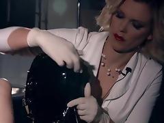 BDSM, BDSM, Femdom, Latex, Needle