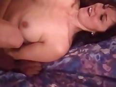 Cute Wife Enjoying First BBC