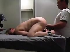 Bound, BBW, BDSM, Blonde, Blowjob, Bound