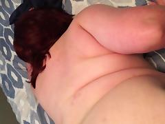 BBW wife doggy style with Orgasm porn tube video