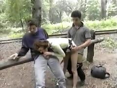 Amazing Homemade clip with Outdoor, POV scenes