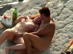 Plump redhead woman gets fucked porn tube video