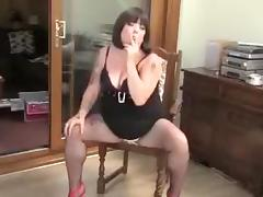 Incredible Homemade movie with Softcore, Smoking scenes porn tube video